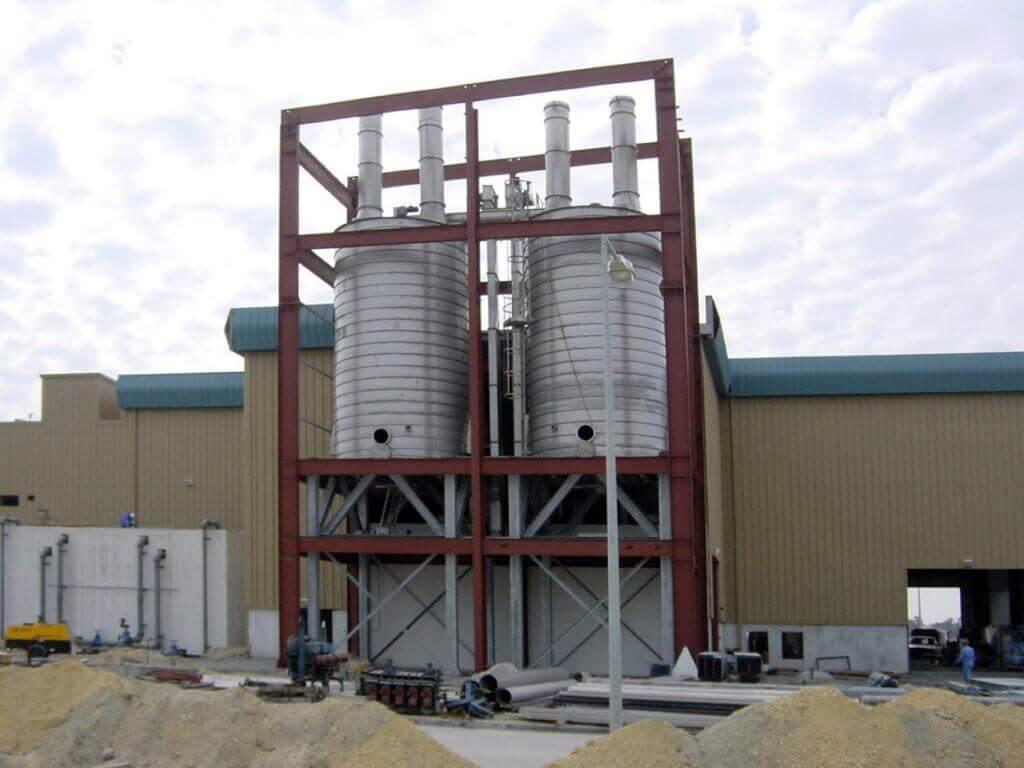 silo fanghi