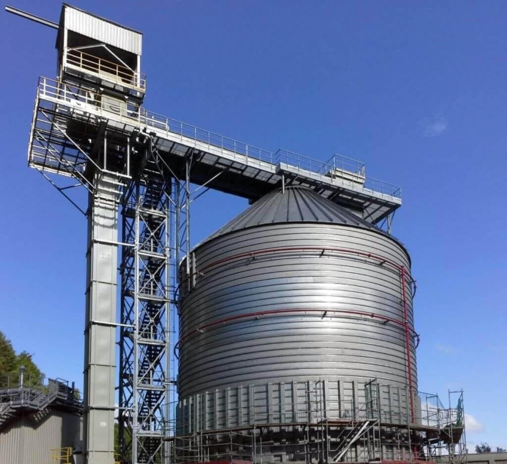 spiral lipp silos