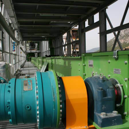 15 000m3 Clinker Plant Italy Bsp