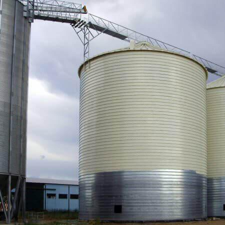 silo spiralati