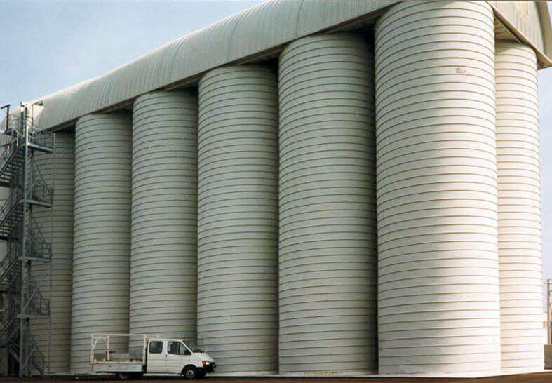 silo spiralato