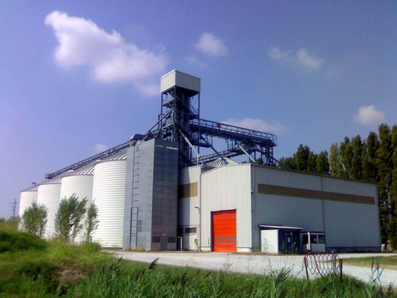 Grain Mill Plant Italy Bsp