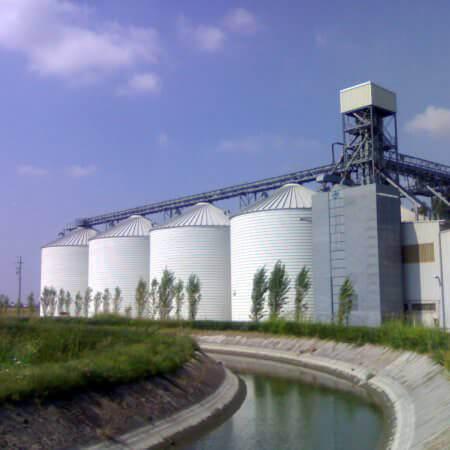 molino silos