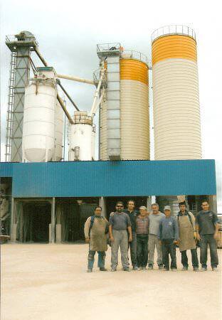 silos terminal port spain