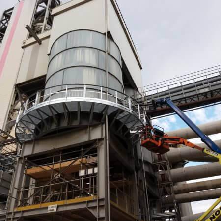Screw extractor Cement