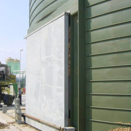 stoccaggio biomasse