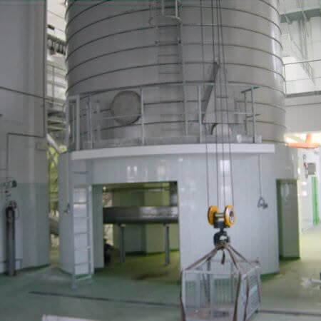 sludge screw extractors