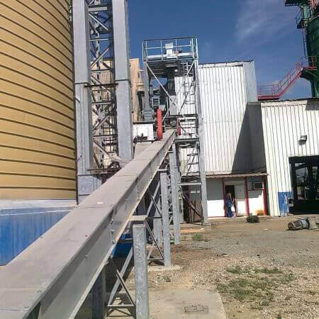 soia storage plant Cuba