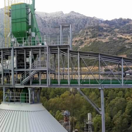clinker silo